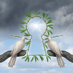 Vivre en paix grâce à l'INTUITION