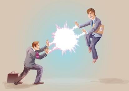 L'intuition vous aide à régler des conflits