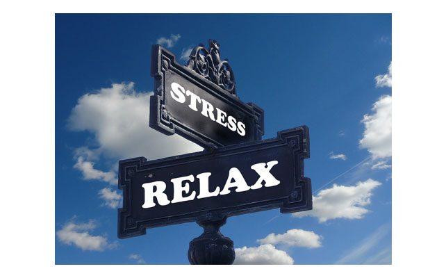 *STRESS* Aïe aïe aïe voilà le stress qui pointe son nez