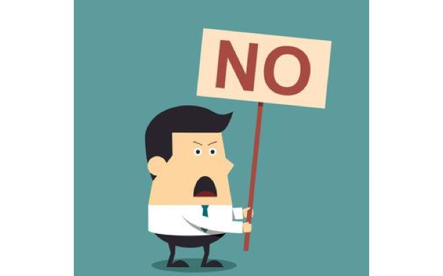 *STRESS* Apprendre à dire non et s'affirmer en toutes circonstances