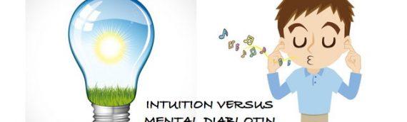Quand votre intuition dit non et votre mental dit oui