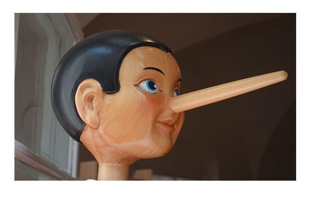 *STRESS* Mentir ou pas mentir, c'est la question
